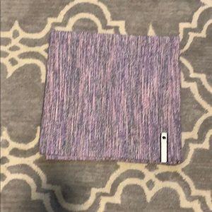 EUC lululemon vinyasa scarf. Purple multi.